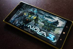 Video: Lumia 1520 Gaming Performance