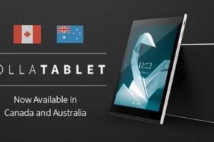 Jolla Tablet Now Supporting Australia and Canada