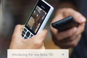 1 month standby time for HMD | Nokia's first handset, Nokia 150