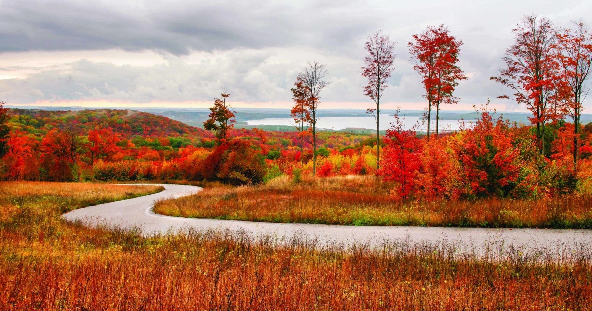 Fall Festival Wallpaper 5 Places To See Northern Michigan Fall Color Mynorth Com