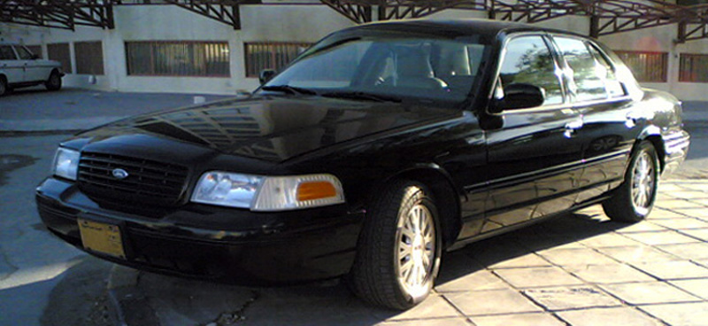 Ford Motor Company Part XIII \u2013 The FORD CROWN VICTORIA \u2013 Myn