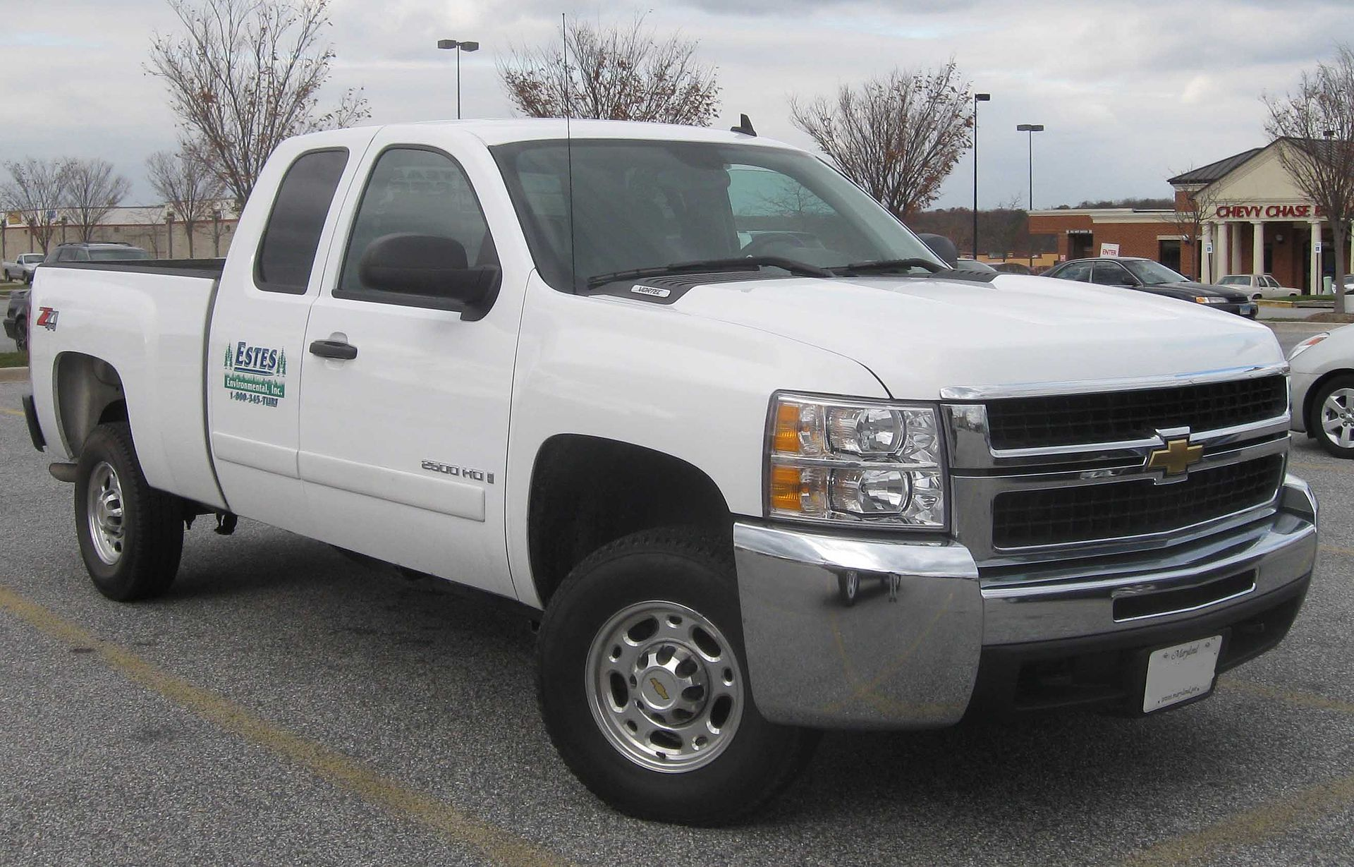 2007 Chevy Silverado Dually Duramax Diesel Offered For Auto Wiring Diagram