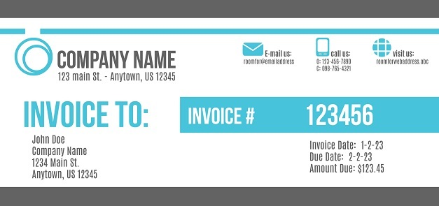 Short history of cool invoices - australian invoice template