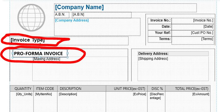 Sales Make Customer PO Number a required field fo - MYOB Community - what is invoice po number