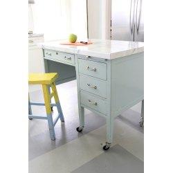 Small Crop Of Kitchen Island Desk
