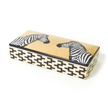 ANIMALIA ZEBRA BOX