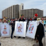 2015 FloraBama Polar Bear Dip Pictures and Video