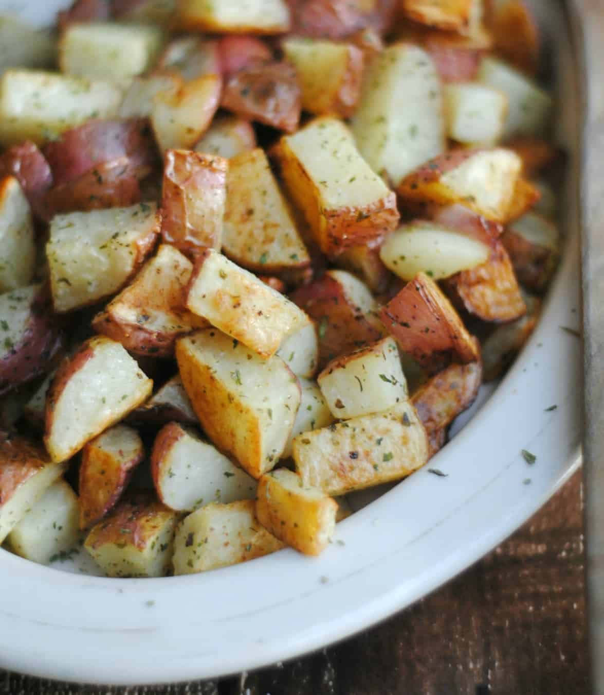 Classic Table Side Dishes Oven Roasted Red Potatoes