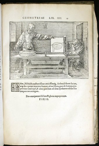 Melding Art and Science: Albrecht Dürer in the Collections (4/4)
