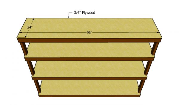 Garage Shelving Plans Myoutdoorplans Free Woodworking