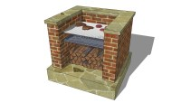 Outdoor barbeque designs | Free Outdoor Plans - DIY Shed ...