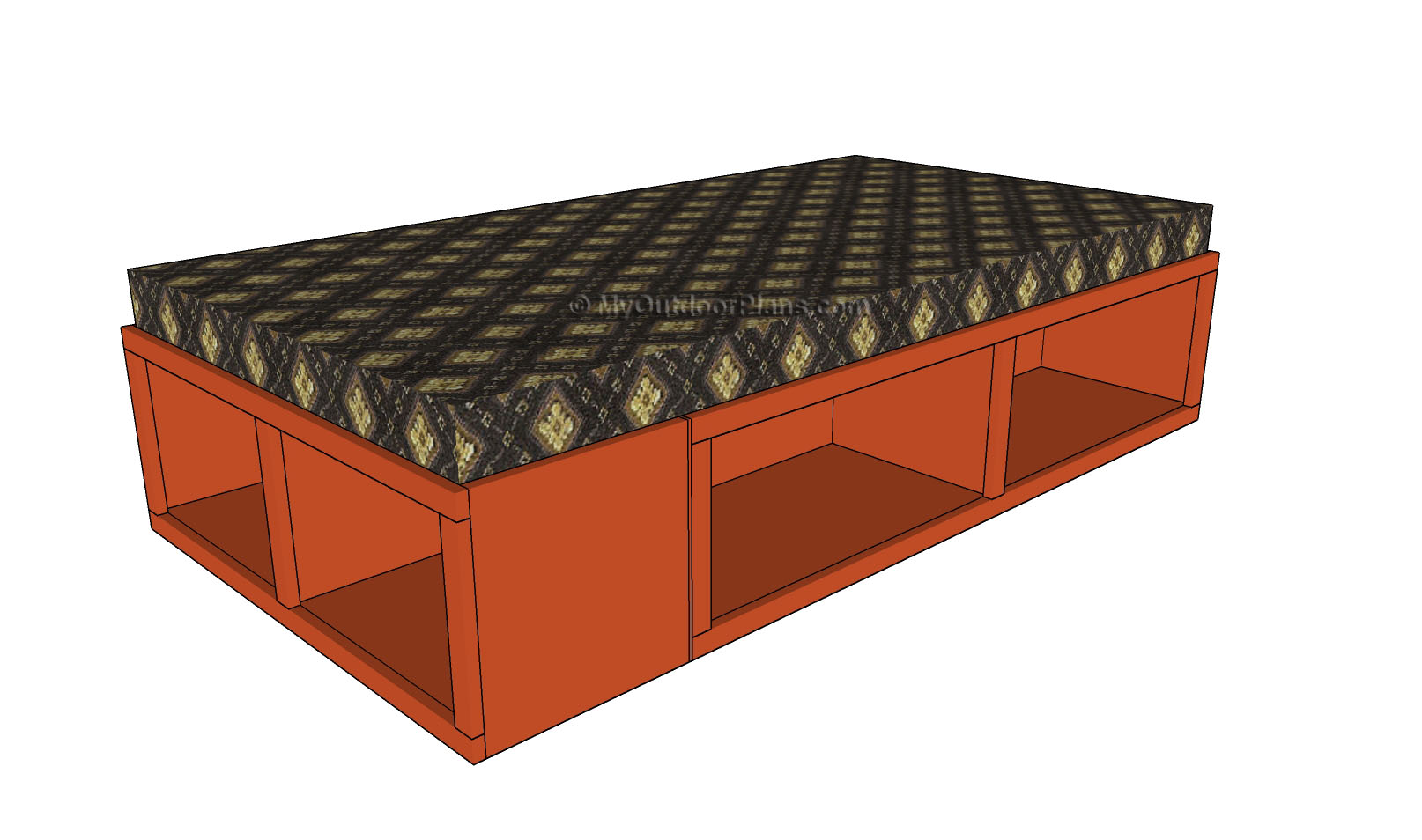 Bed Design Plans Storage Bed Plans Free Outdoor Plans Diy Shed Wooden
