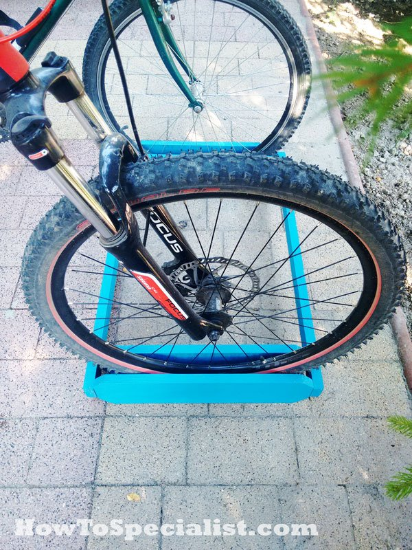 Diy Bike Rack Myoutdoorplans Free Woodworking Plans