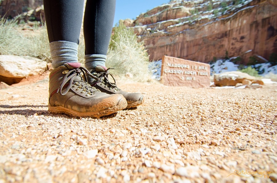 Best Hiking Shoes For Women Of 2018 Top Products For The