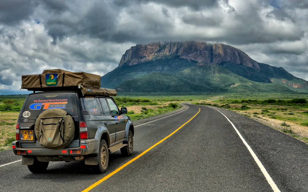 Marsabit to Moyale road – Kenya to Ethiopia