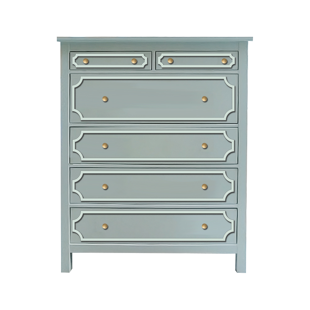 6 Drawer Chest Of Drawers Anne Kit For Ikea Hemnes 6 Drawer Chest