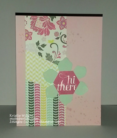 2014 Card 117 - SU A Happy Hooray