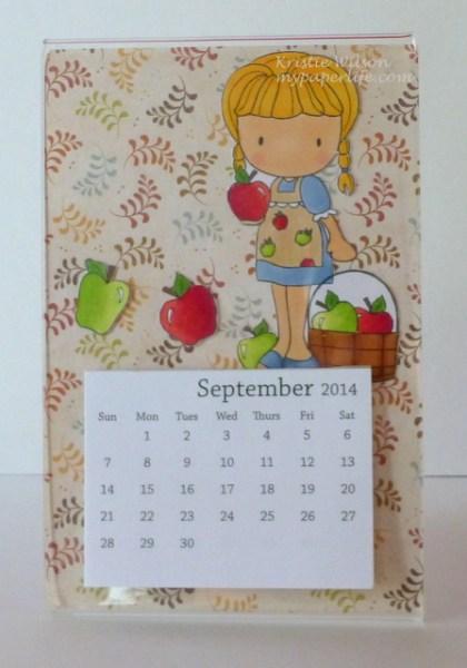 September Calendar 3
