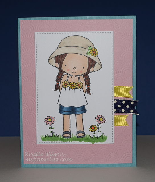 2015 Card 26 - MFT BB Every Day is a Picnic