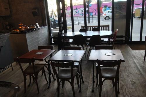 Cafe Constant Paris Eme