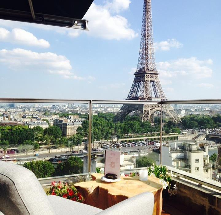 Best Rooftops of Paris