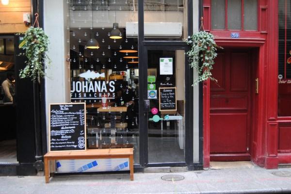 where to eat 30 Rue Saint-Sauveur 75002 Paris