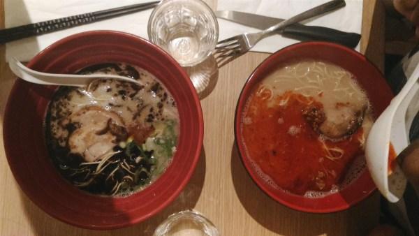 best japaneese food paris