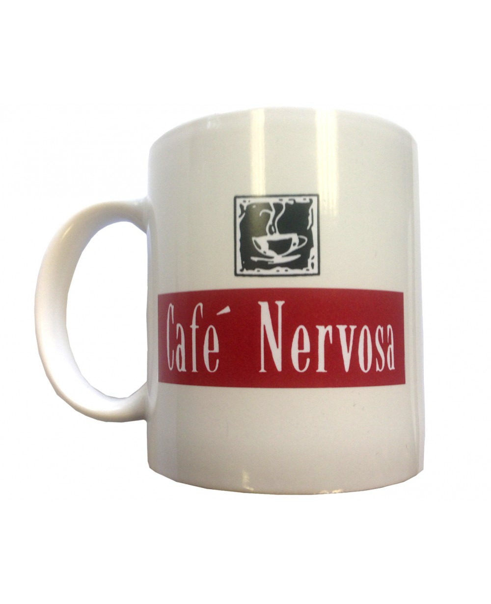 Mug A Cafe Cafe Nervosa 11 Oz Coffee Mug