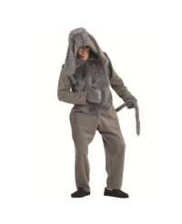 Wilfred costume gloves