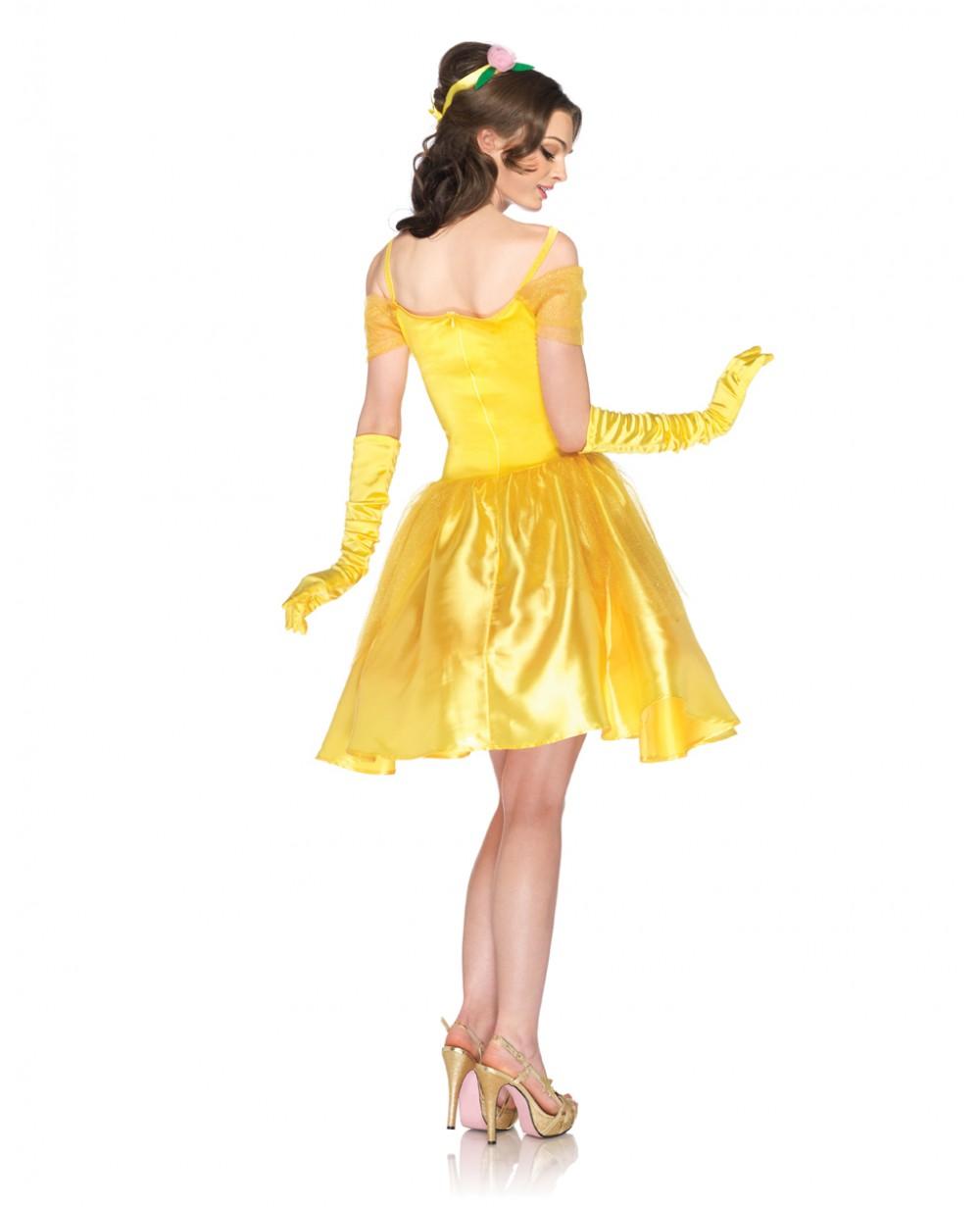 SaveEnlarge · Belle Disney Womens Disney Deluxe Belle Costume  sc 1 st  Meningrey & Disney Belle Costume Womens - Meningrey