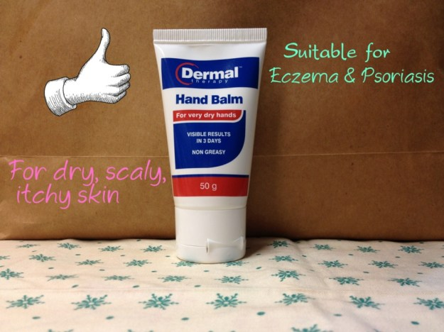 Dermal Therapy Hand Balm review
