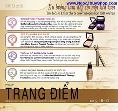 Oriflame thang 4/2011 - Trang 18