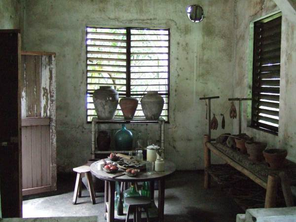 Kitchen - Balay Negrenese Museum, Gaston Ancestral Home, Silay