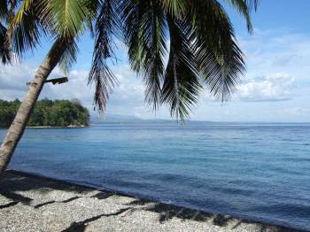 Beachfront for sale, San Joaquin, Iloilo - about two hours from Iloilo City (this is an example only - don't contact me about buying it)