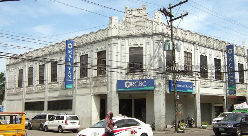 Villanueva Building, Iloilo City, built in 1925