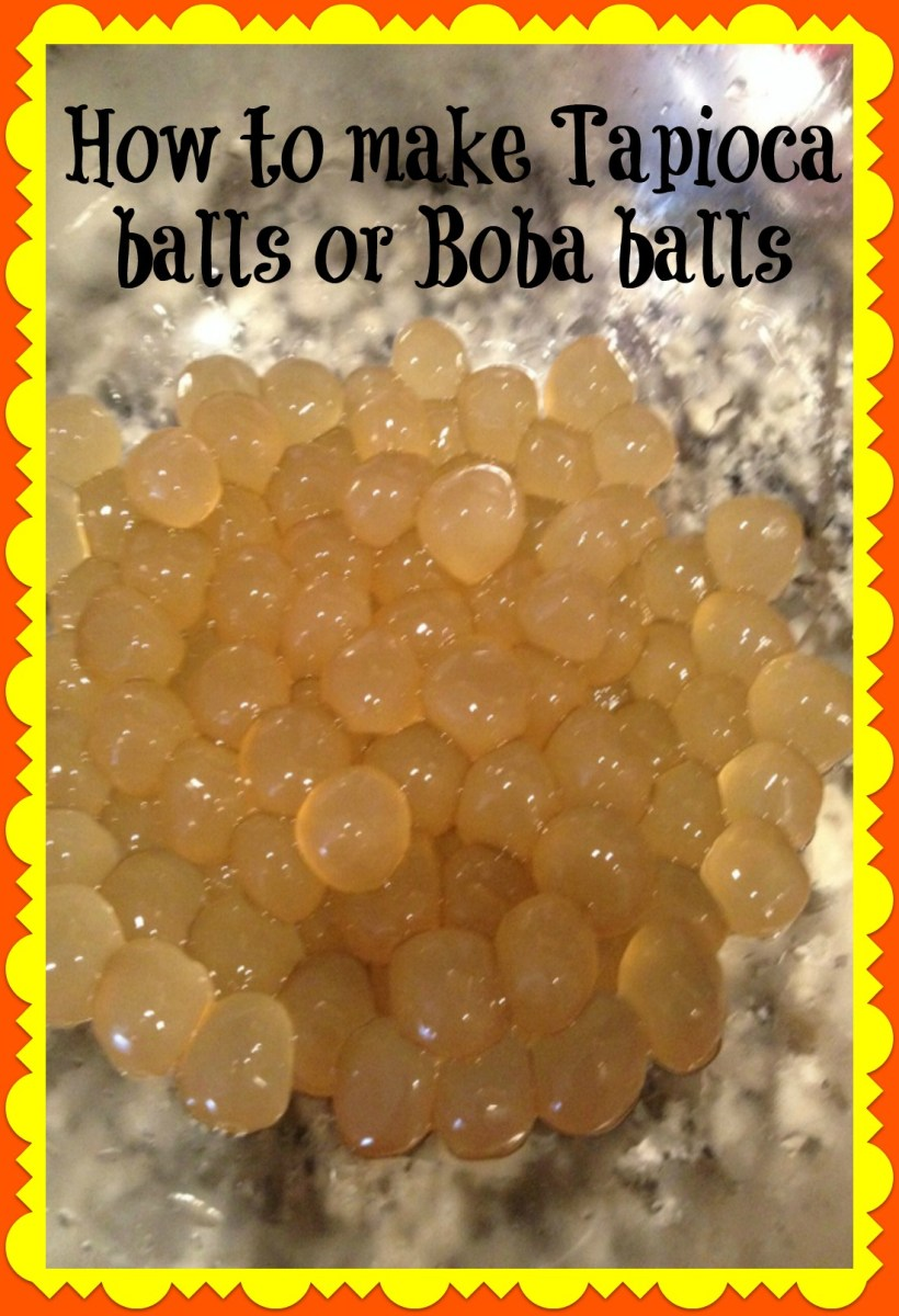Tapioca Balls