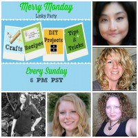 Merry Monday Link Party #25