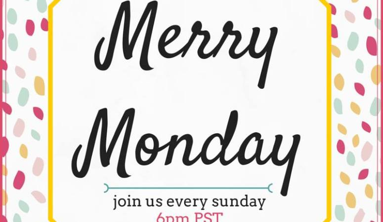 Merry Monday Link Party #89 – Super Bowl & V-day!