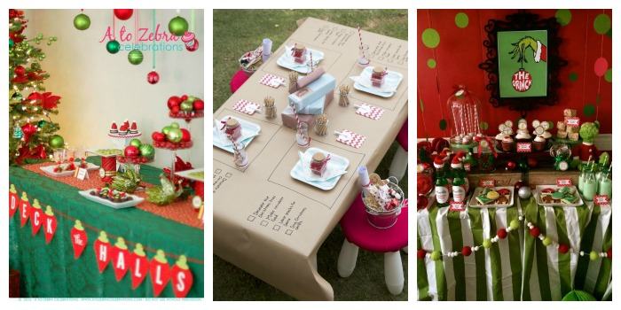12 Days of Christmas Festive Holiday Party Ideas 3