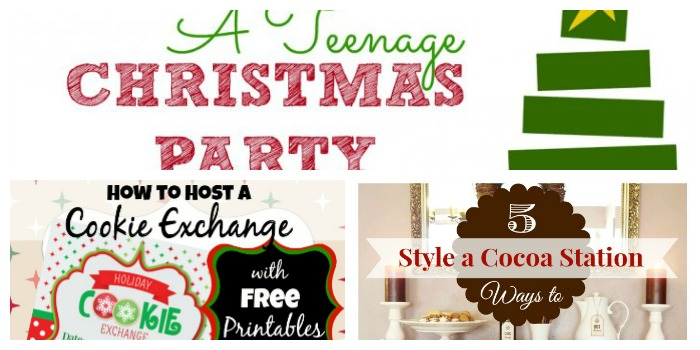 12 Days of Christmas - Festive Holiday Party Ideas 2