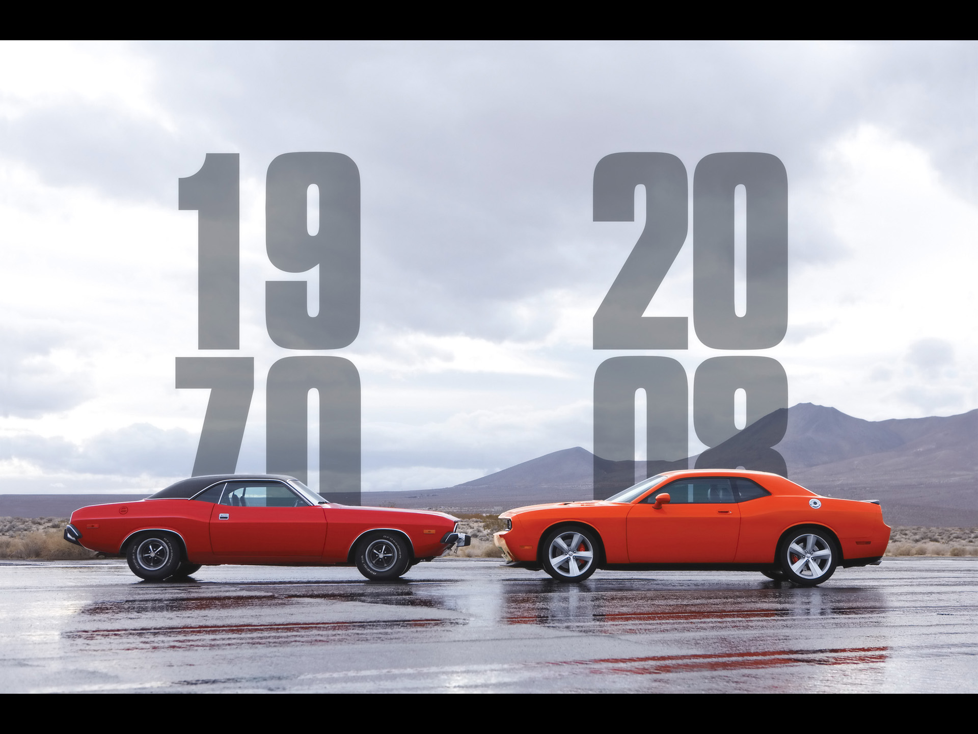 Dodge Challenger 1970 Wallpaper The Way The Dodge 1970 2008 Wallpaper Should Have Been Dodge