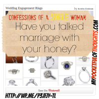 [Confessions of a Single Woman] Let's Talk about the E- #Ring!