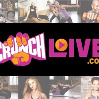 Get your workout on at home with Crunch Live!
