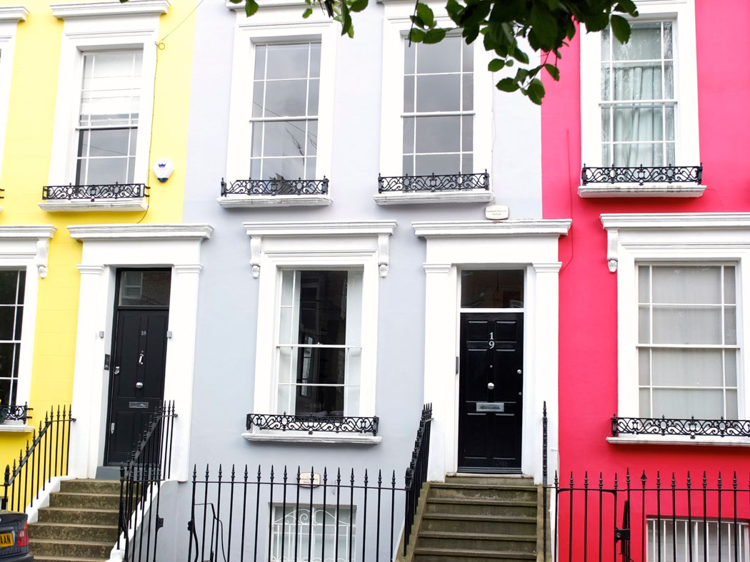 A Day Out in London – Portobello Road, Notting Hill