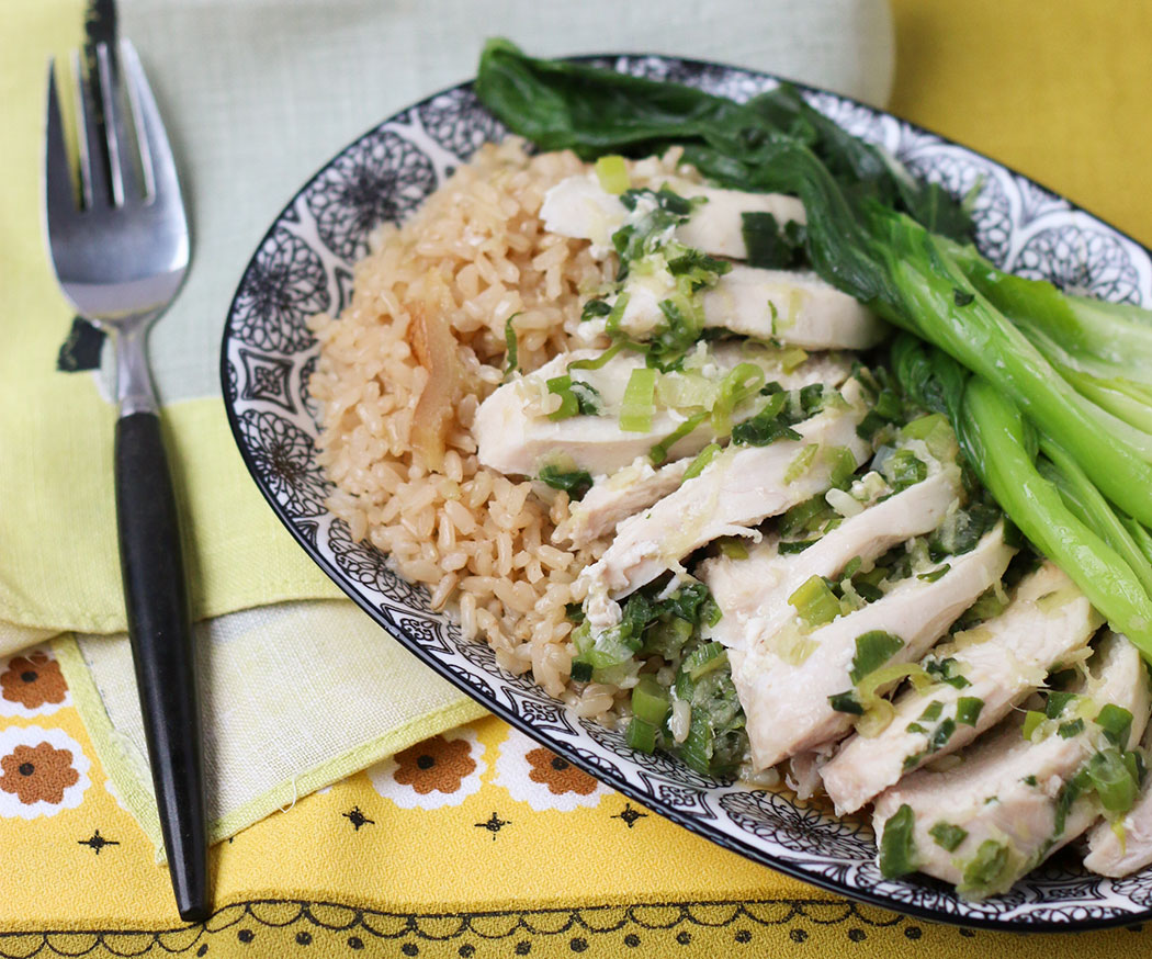Cheat's Chicken Rice – A taste of Singapore at Home