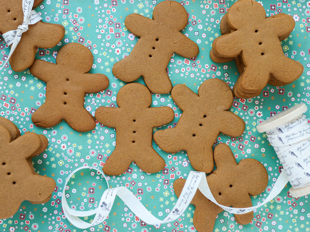 Quick & Easy Christmas Gingerbread Recipe – Egg Free
