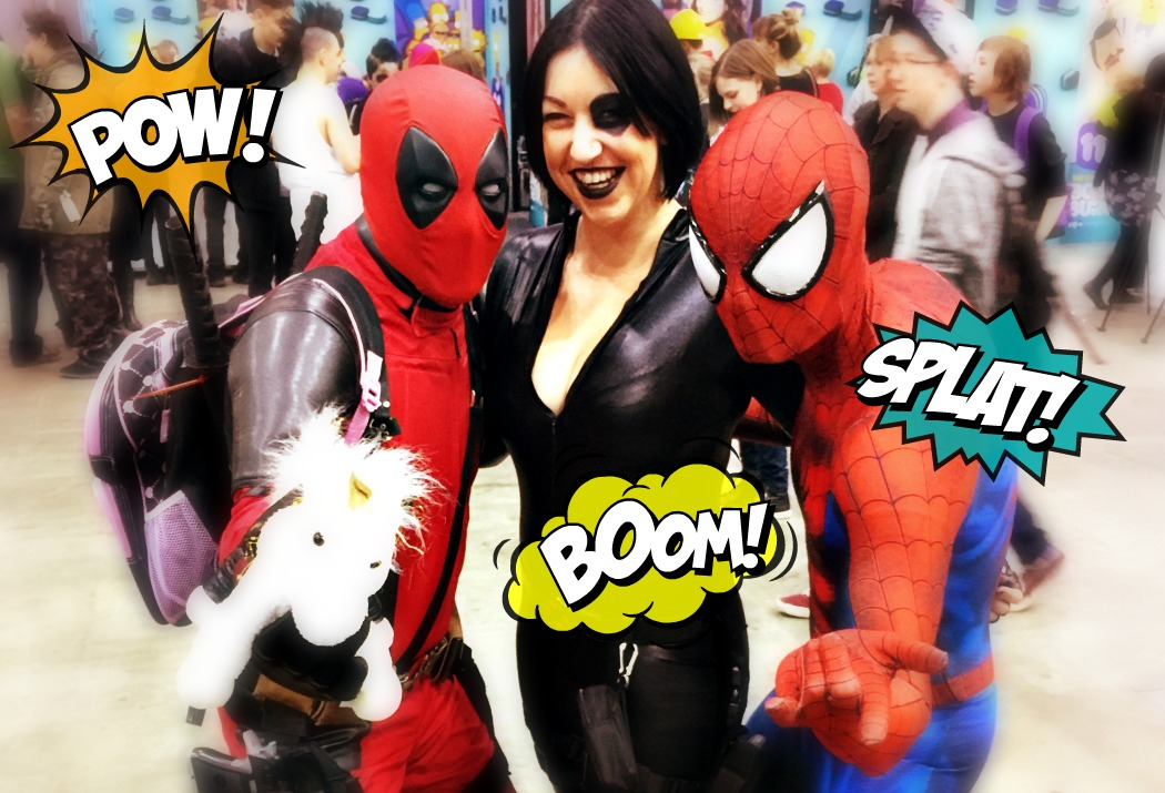 Oz Comic-Con is Back – Win a Family Pass (Closed)