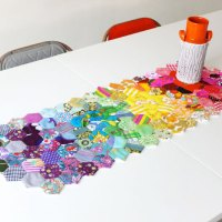 How To: Hexagon Table Runner