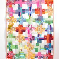 The Haphazard Quilt - A scrapbusting project
