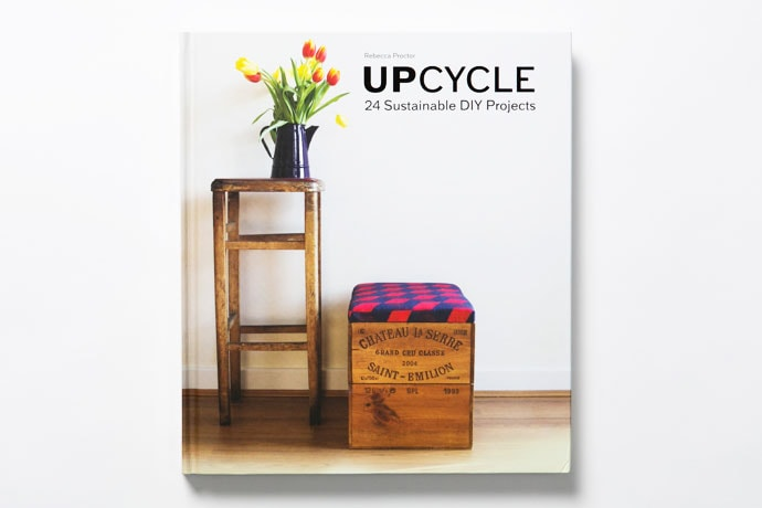 Upcycle: 24 Sustainable DIY Projects – A Book Review